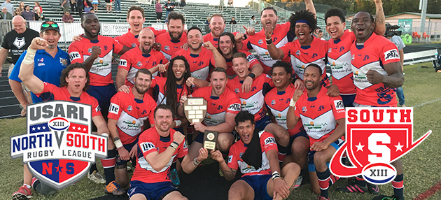 South defeats North 38-32 in USARL All-Star Game