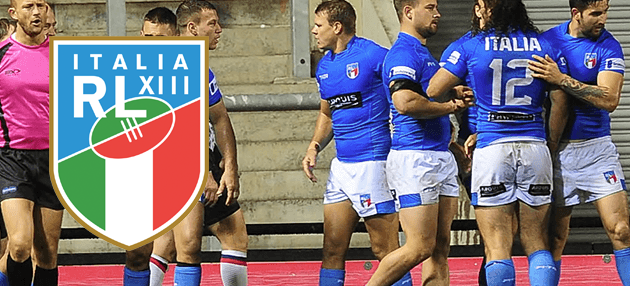 Italy will face USA at the 2017 Rugby League World Cup