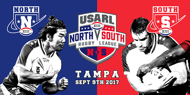 USARL North vs South All-star match