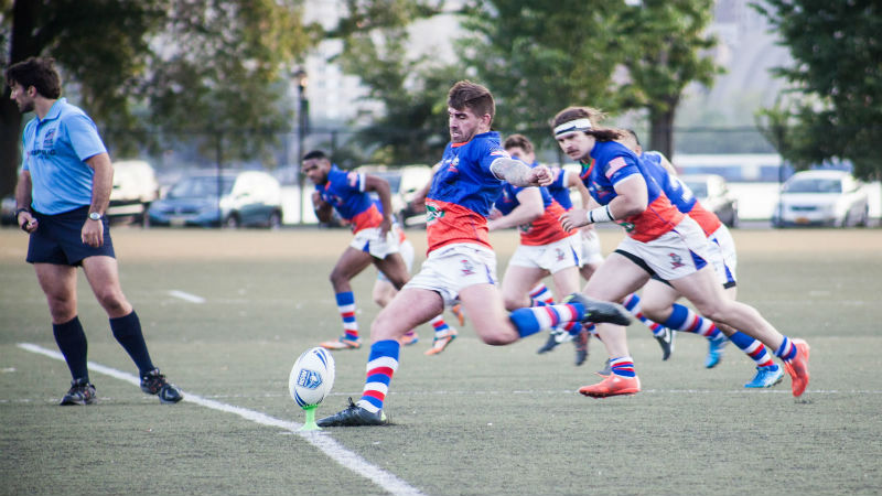 Knights Want to Belong to USARL Elite