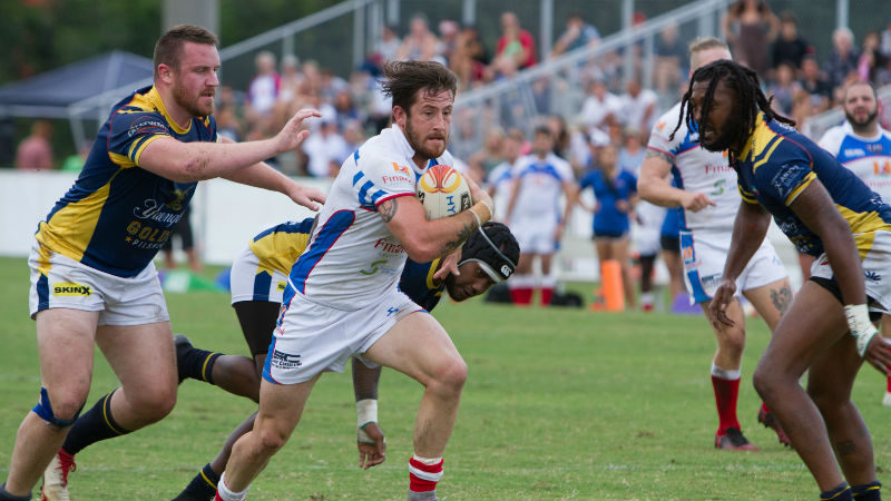 Mayhem Overcome Copperheads