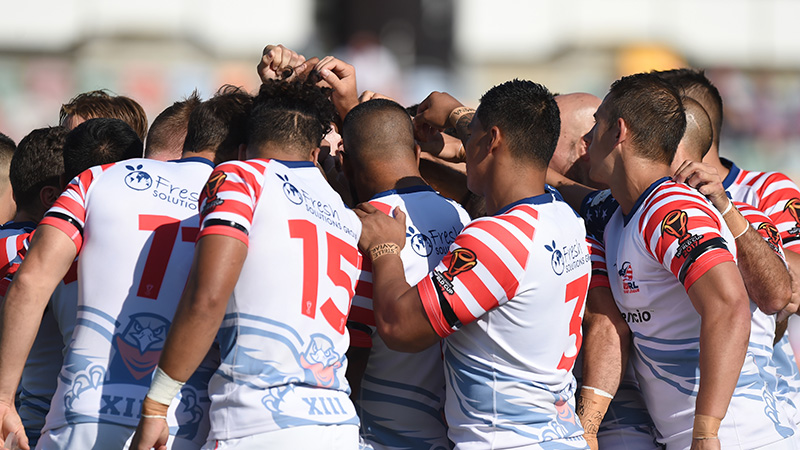 USA Names Train-On Squad for RLWC Americas Qualifiers