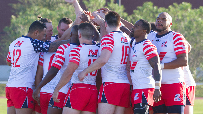 USA Hawks name 25 Squad for Qualifiers Against Cook Islands